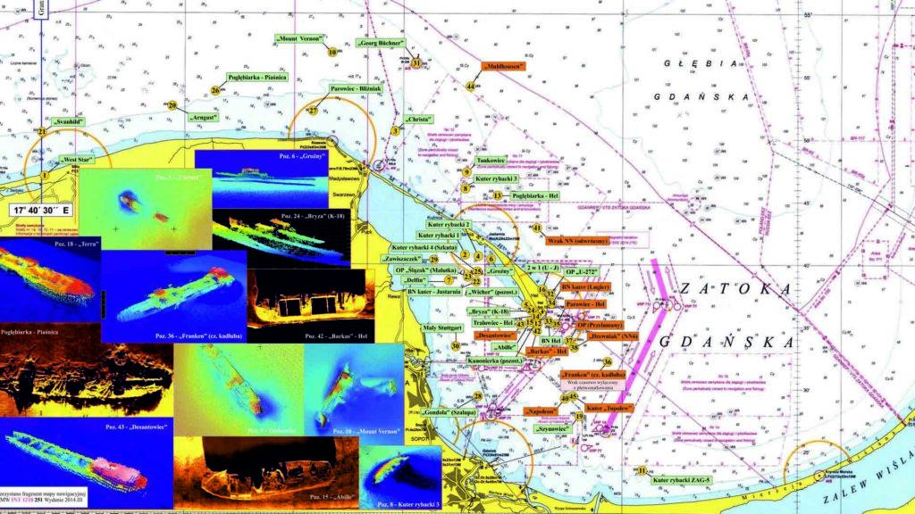 Kurs nurkowania wrakowo morskiego Active Divers - Wreck Diver